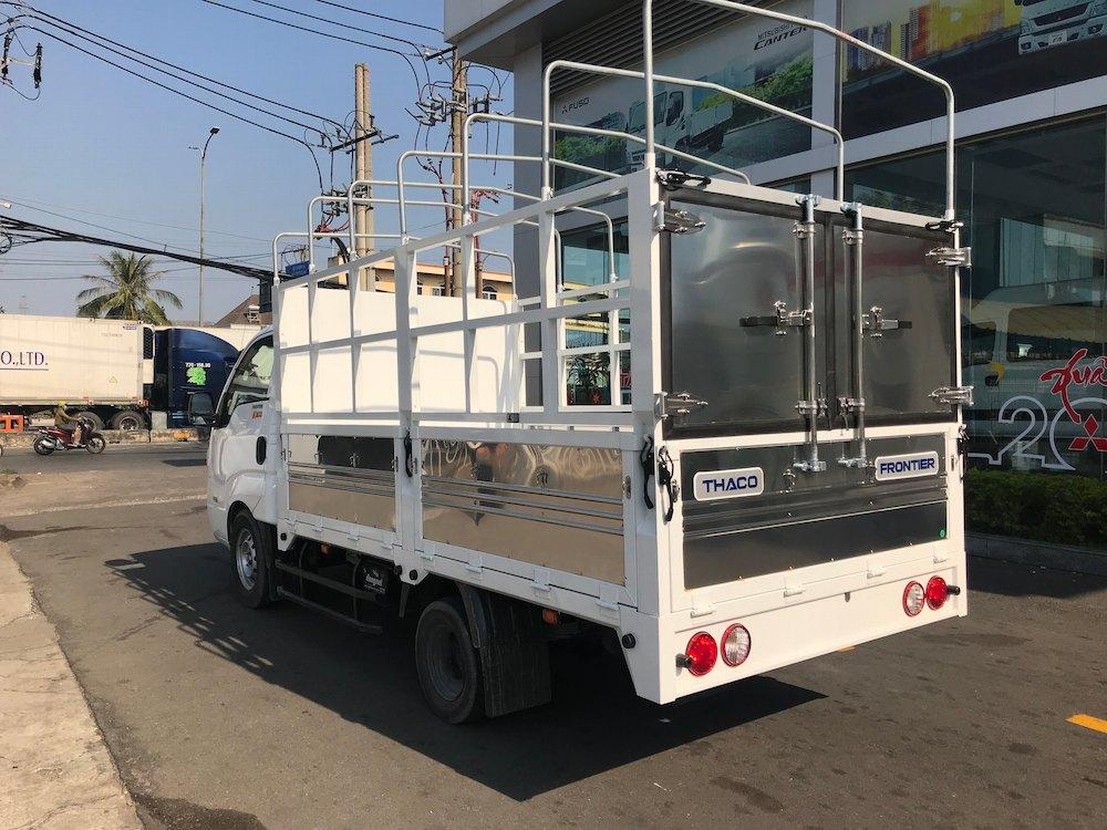 xe tải Kia K200 mui bạt tải trọng 0.99/1.49(1.4 tấn)/1.9 tấn