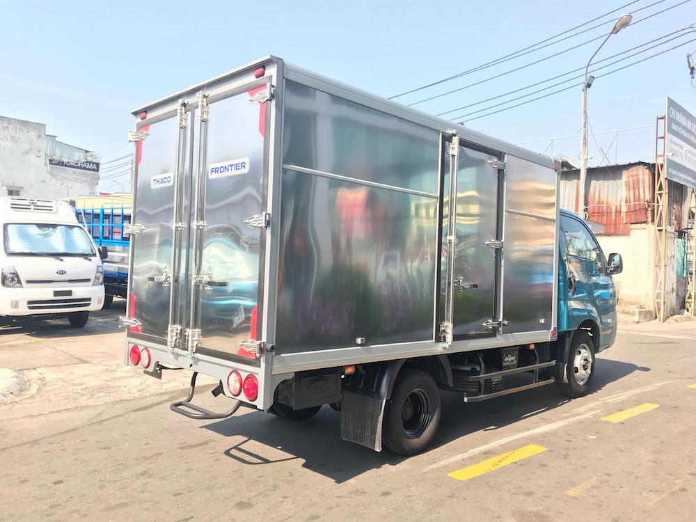 xe tải Kia Frontier K250 thùng kín - 1.49/2.49 tấn.