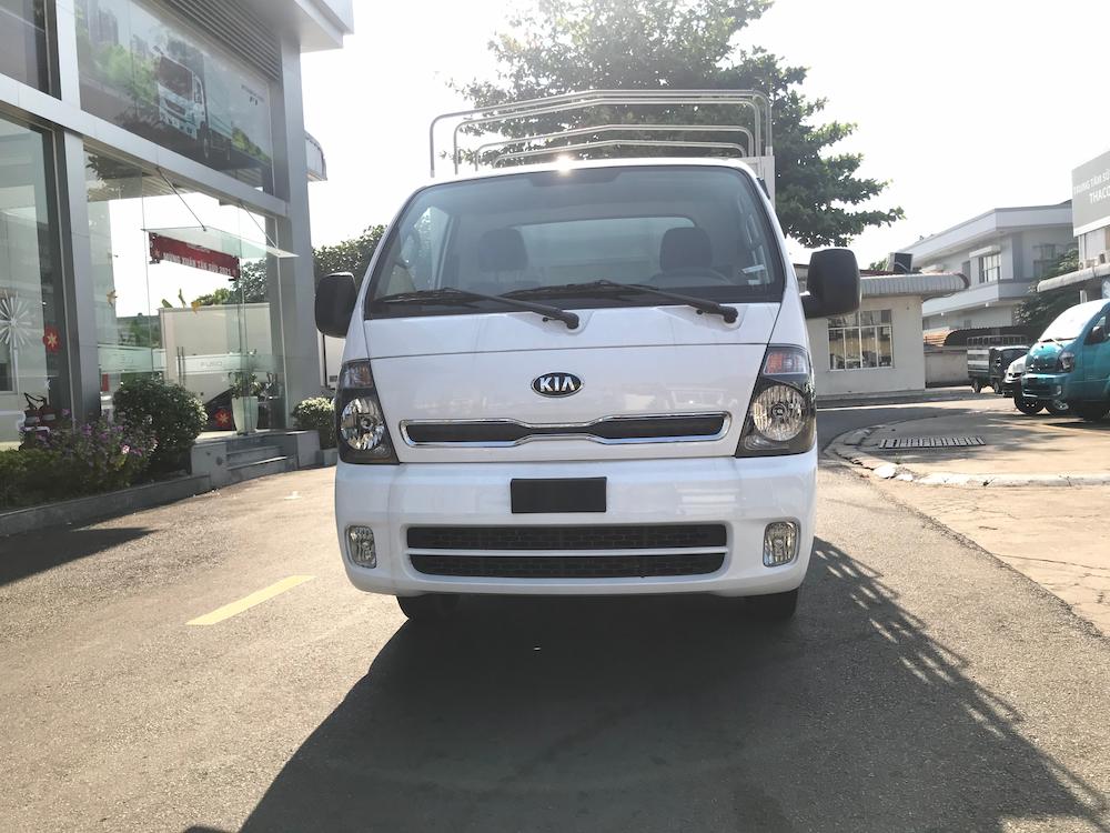 Chi tiết xe tải Kia K200 tải trọng 1.9 tấn/1.4/990kg