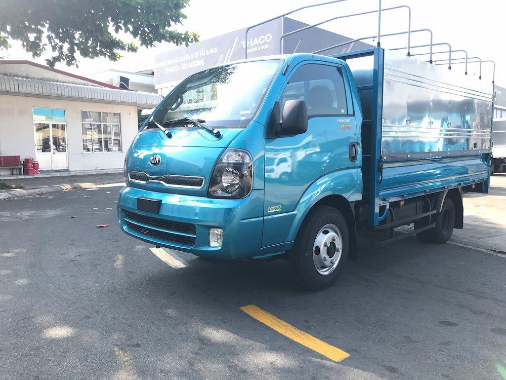 xe tải Kia Frontier K250 mui bạt 3 bửng