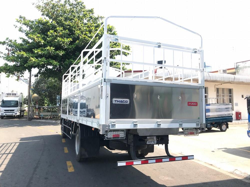 Giới thiệu xe tải Mitsubishi Fuso FI 170 tải 8 tấn 3