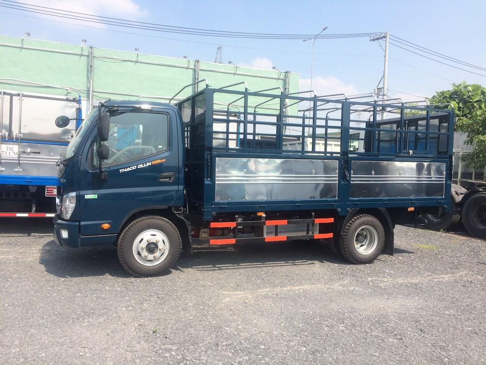 xe tải Thaco Ollin 500 tải trọng 5 tấn