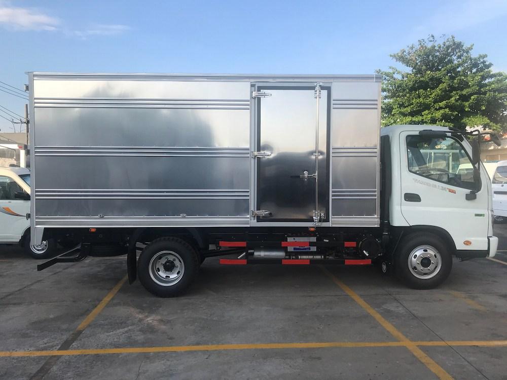 xe tải Ollin 700 thùng kín mới