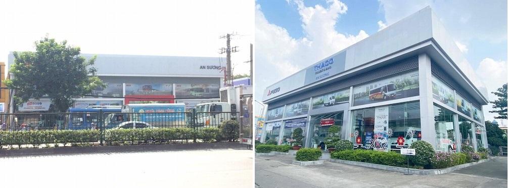 Liên hệ Thaco An Sương TPHCM