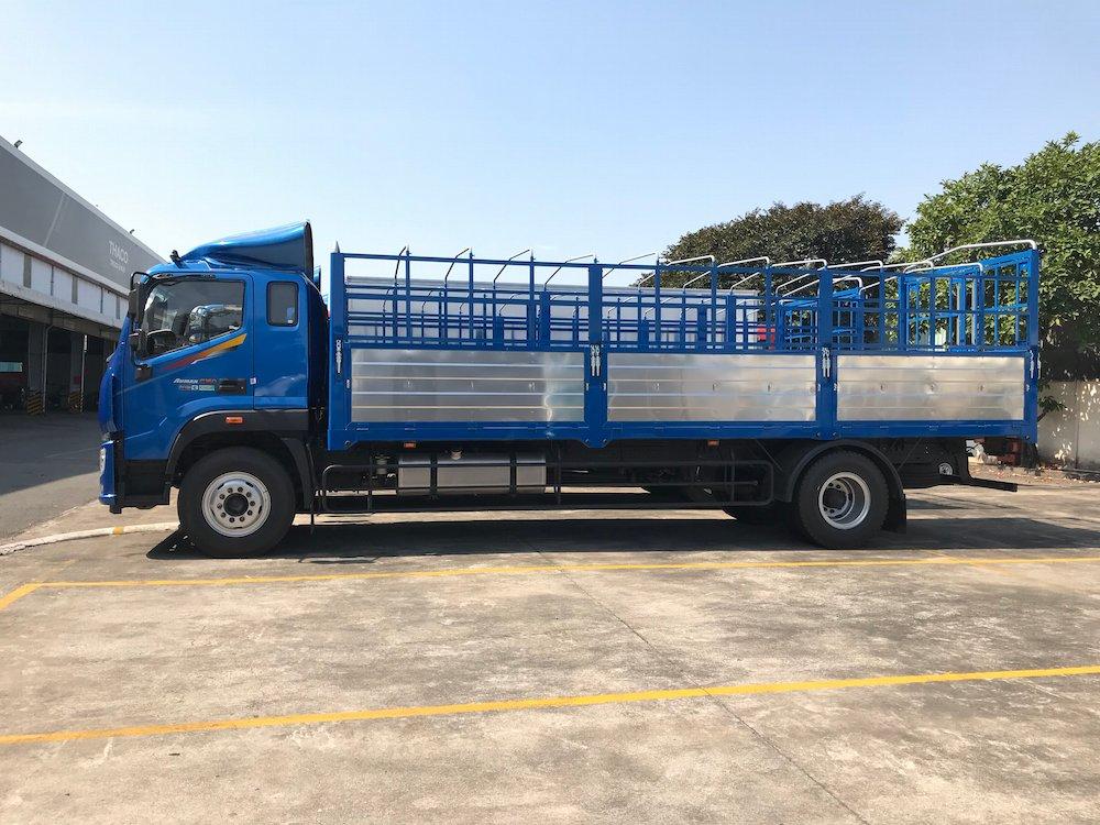 Giới thiệu về xe tải Thaco Auman C160 tải trọng 9.1 tấn