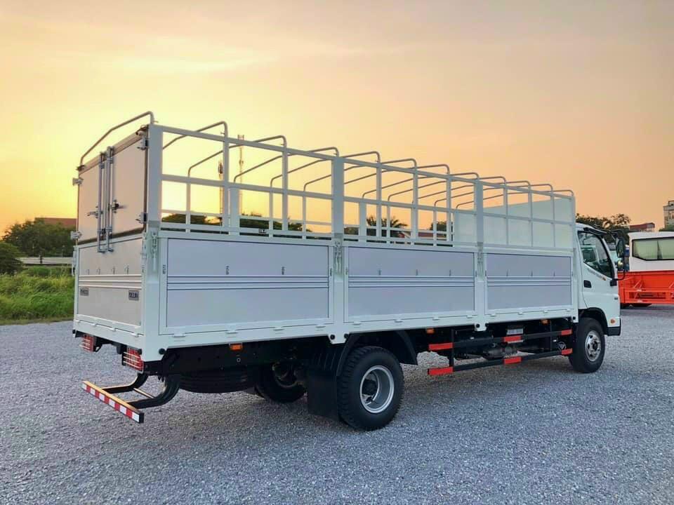 Giới thiệu Thaco Ollin 120 tải trọng 7 tấn 1 năm 2021