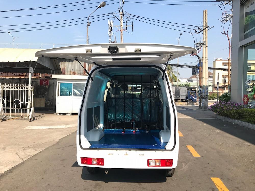 Giới thiệu xe van 5 chỗ Thaco Towner Van 5s