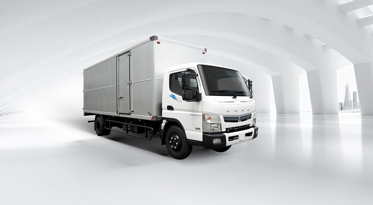 xe tải Mitsubishi Fuso Canter TF8.5